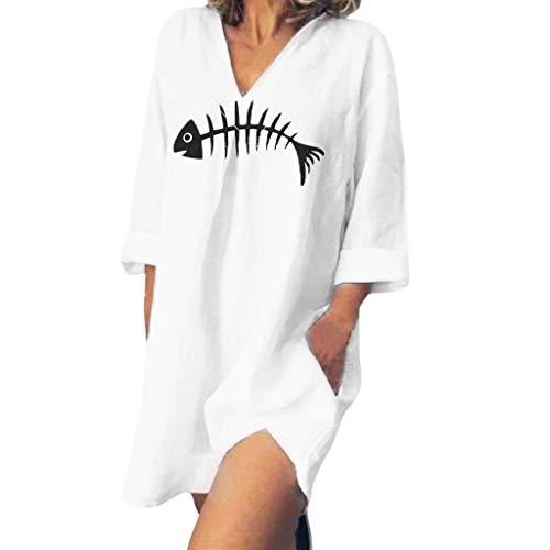 Damen Kleid Vintage Short Petal Sleeve Slash-Neck Mittelalterlichen Kleid Cosplay Kleid mit Trompetenärmel Mittelalter Party Kostüm Kleidung Partykleider (Uhr-kleidung-maxi-rock)