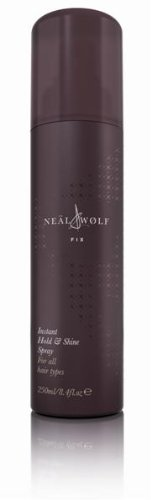 Neal & Wolf Fix Instant Hold and Shine Spray