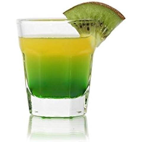 Original Shooter, bicchieri da shot Vodka, Tequila–Set di