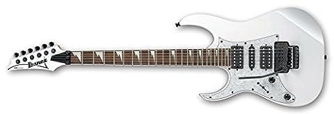 Ibanez E-Gitarre RG Serie Linkshänder - Sondermodell - Weiß RG450DXBL-WH