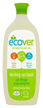Ecover Natural WashingUp Liquid Ecological Fully BioDegradable Dish Detergent
