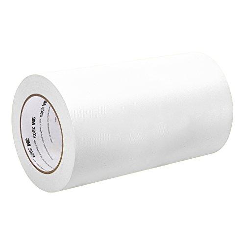 tapecase-14-50-3903-white-weiss-vinyl-gummi-kleber-1973-von-3-m-klebeband-3903-126-psi-zugfestigkeit