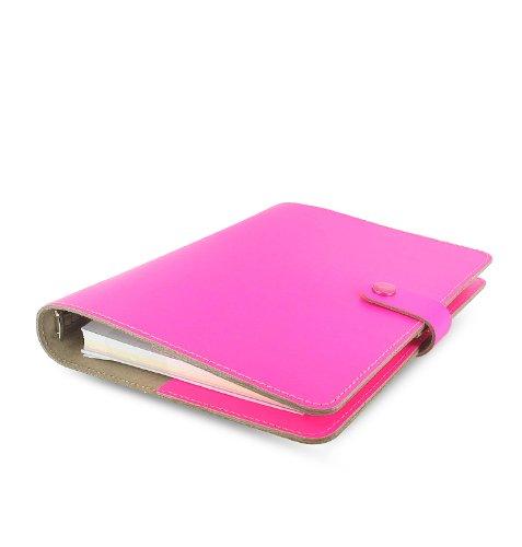 Terminplaner ,, The Original' A5 in Neon Pink von Filofax