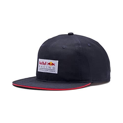 Puma Red Bull Racing Lifestyle Flatbrim Cap Night Sky Adult