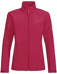 Amazon.es: chaquetas rojas - Ropa de abrigo / Mujer: Ropa
