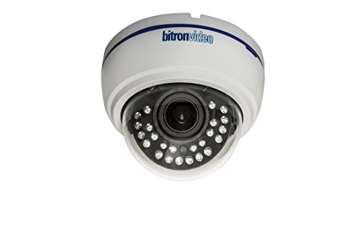 Bitron AV7012/1102 Video B-Focus Vari Dome Kamera für Telekom Smart-Home (D&N WLAN) weiß