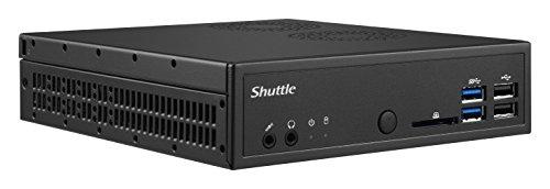 Price comparison product image SHUTTLE XPC Slim DH310 Mini Barebone PC Intel H310 Support 65W Coffee Lake CPU No Ram No HDD/SSD No CPU No OS