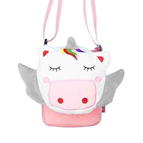 Lindong Süß Tier Kinder Tasche Umhängetasche Kindergarten Minibag für Babys Jungen Mädchen...