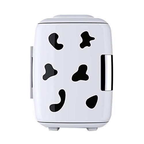 XSWZAQ-bx 4L Mini kleinen Kühlschrank kleinen Wohnheim Milch Lagerung Einzeltür Maske Schlafzimmer Student Kühlschrank Auto