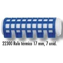 Asuer Rulos Térmicos Calientes 17mm 7uds