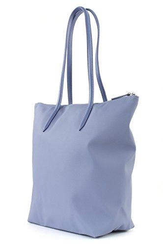 Lacoste L1212 Concept Vertical Shopper Borsa tote 35 cm Grigio
