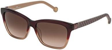Carolina Herrera SHE701 GARNET / BROWN GRADIENT (0AH7) - Gafas de sol