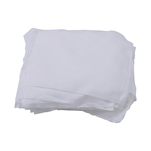 100 Teile / Beutel 6 x 6 Zoll Mikrofaser Reinigungstuch Flusenfreie Nicht Abrasive Ultra Weichem Tuch für Telefon Objektiv Gläser Vakuum-objektiv