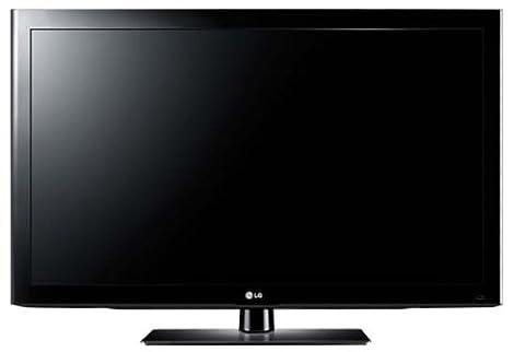 LG 42LD550 106,7 cm (42 Zoll) LCD-Fernseher (Full-HD, 100Hz, DVB-T/-C)