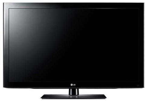 LG 42LD550 106,7 cm (42 Zoll) LCD-Fernseher (Full-HD, 100Hz, DVB-T/-C) schwarz Lg Electronics 42
