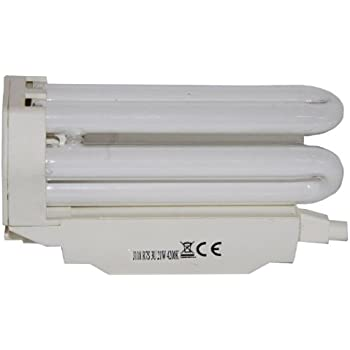 crompton light fluorescent white dimmable warm flood non led