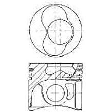 Nüral 87-114900-70 Bloque de Motor