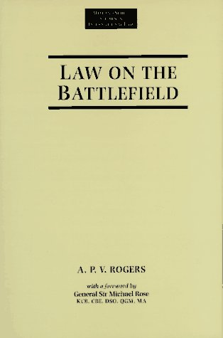 Law on the Battlefield PDF Books