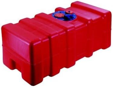 Depósito de depósito de combustible empotrable 120litros Con litio multifunción splatine
