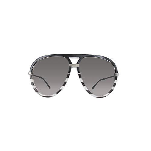 Dior Croisette2 Schwarz mit Streifen DWX