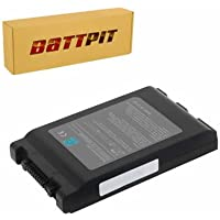 Battpit Batteria per notebook Toshiba Satellite R10-101 Tablet PC (4400
