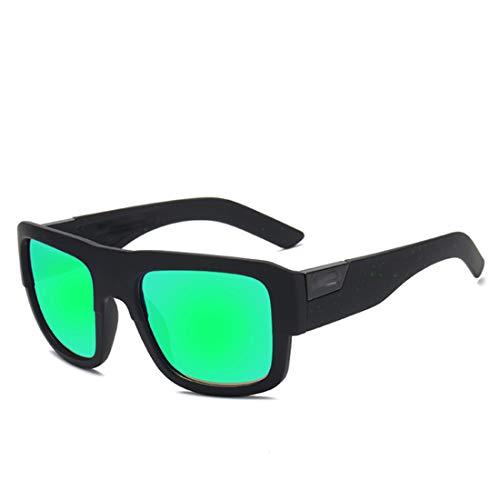 FELICILII Jugend Baseball Sonnenbrille Herren Sport polarisierte Sonnenbrille Sportbrille for Herren Radfahren Fahren Golf 100% UV-Schutz Clearance Sonnenbrille (Farbe : 02)