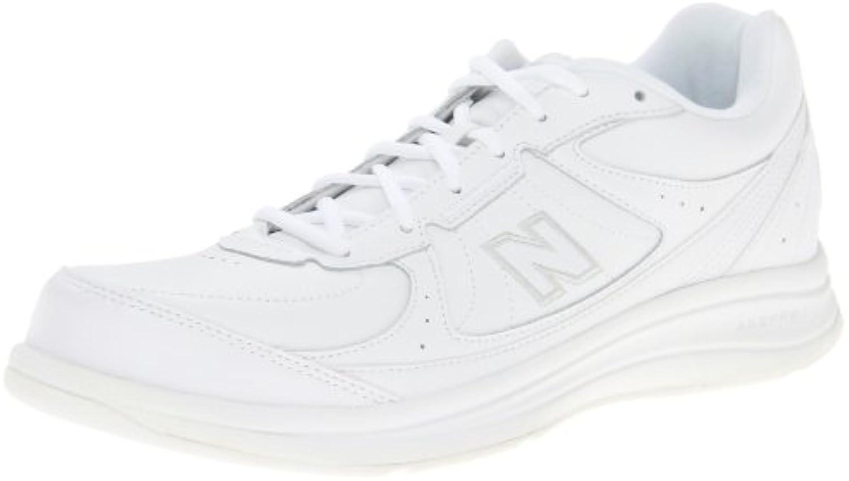 New Balance - Zapatillas de running para hombre, color blanco, talla 11.5 4E US