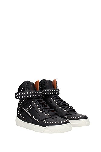 BE08199005001 Givenchy Sneakers Femme Cuir Noir Noir