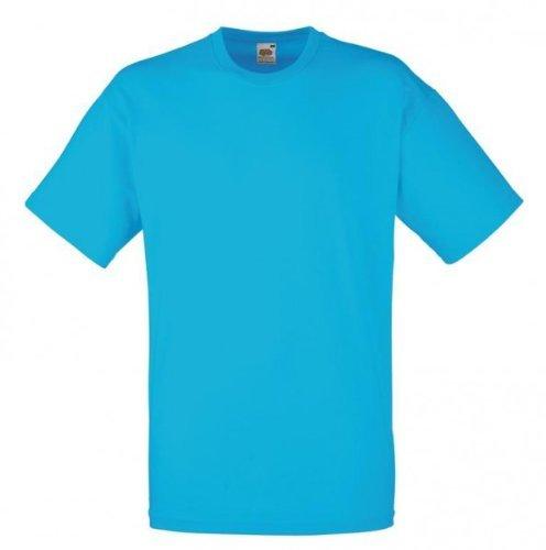 Valueweight T-Shirt von Fruit of the Loom S M L XL XXL XXXL verschiedene Farben M,Schwarz