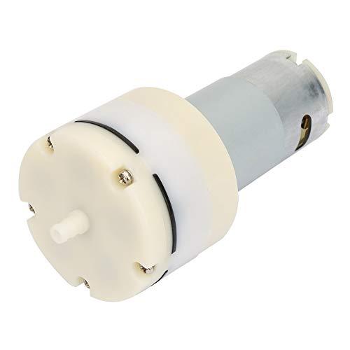 DC12V Vakuumpumpe 12L / Min Hochdruck-Membran-Luftpumpe geräuschlos und hohe Effizienz