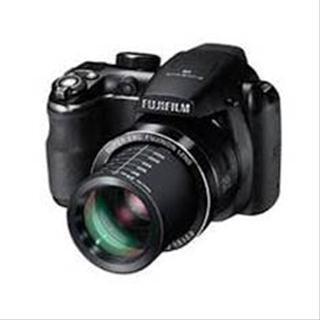 """Fujifilm FinePix S4300 - Cámara compacta de 14 MP (Pantalla de 3"""", Zoom óptico 24x, estabilizador óptico, vídeo HD), Negro"""