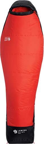 Mountain Hardwear Lamina Sleeping Bag -18°C Regular Damen Poppy red Ausführung Left Zipper 2019 Schlafsack