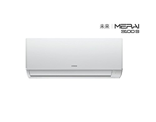 Hitachi 1.5 Ton 3 Star Inverter Split AC (Copper,MERAI 3100s RSD317HBEA White)