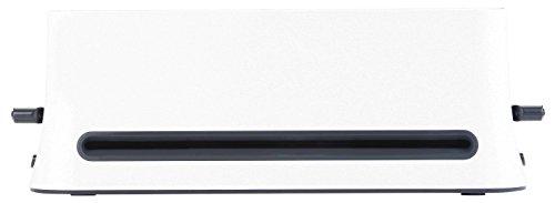 Lacor 69355–maquina vuoto verticale, 110w, colore: bianco/grigio