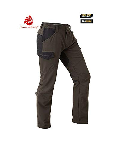 Jagd Damen Hose (Shooterking Active Lite Cordura Jagdhose Damen   Outdooorhose  Trekkinghose (L))