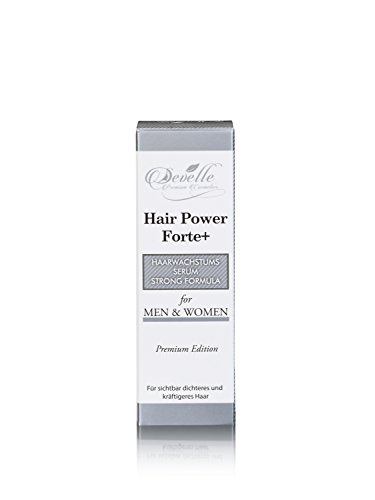 Hair-Power-Forte-50-ml-I-Hair-Growth-Serum-I-FOR-MEN-AND-WOMEN-I-For-visibly-thicker-stronger-hair-I-Hair-Booster-Hair-booster-Eyelash-booster-Eyelash-Booster-More-volume-and-faster-hair-growth-within