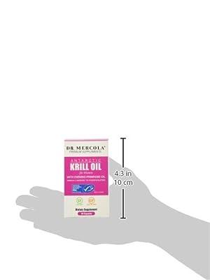 Krill Oil for Women, 90 Fish Gelatin Capliques Capsules
