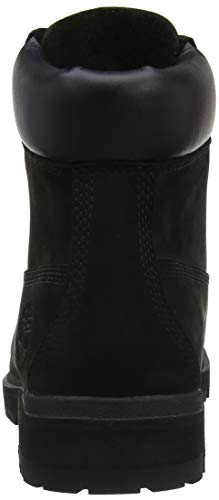 Timberland Men s Radford 6-inch Waterproof Classic Boots  Black Nubuck  9  43 5 EU