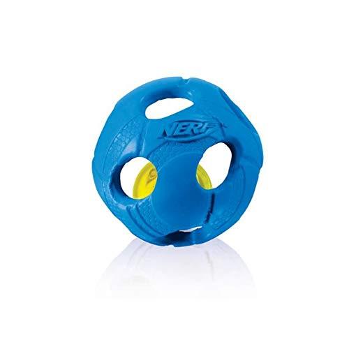 Nerf Dog Illuma-Action-LED: Bash Ball Ø 6,4 cm -