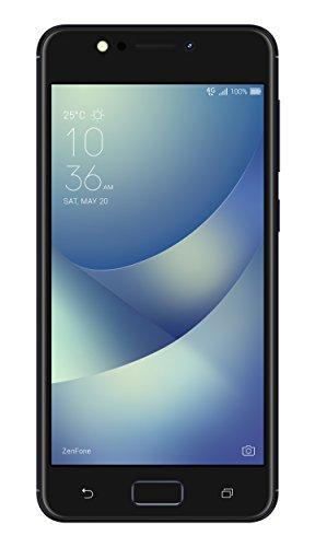 Asus Zenfone 4 Max ZC520KL Smartphone portable débloqué 4G (Ecran: 5,2 pouces - 32 Go - Double Nano-SIM - Android) Noir
