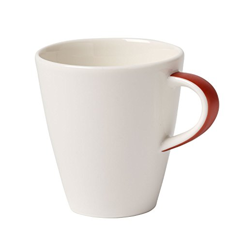 Villeroy & Boch Coffee Club Uni Oak Tasse à Mokka/Expresso, 100 ml, Porcelaine Premium, Cuivre