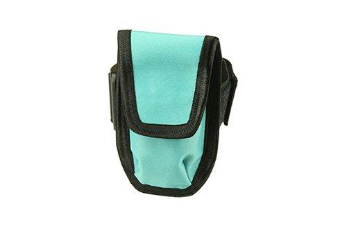 Handytasche M line Turquoise Edition für Oberarm (-umfang: ca. 23 cm bis ca. 37 cm). Hergestellt in Deutschland (Oberarm-umfang)