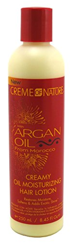 Creme of Nature Huile d'Argan Hydratant 250 ml (pack de 2)