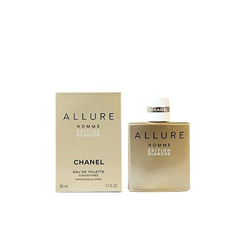 Chanel allure homme edition blanche eau de parfum 50ml - profumo uomo