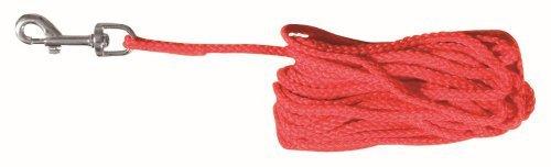 Trixie 19773 Schleppleine 15 m/ø 5 mm, rot