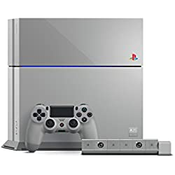 Sony PlayStation 4 500GB Wifi Color blanco - videoconsolas (PlayStation 4, 8192 MB, GDDR5, AMD Jaguar, AMD Radeon, Unidad de disco duro)