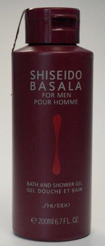 Shiseido Basala Homme, Deodorant Natural Spray, 1er Pack (1 x 200 ml)