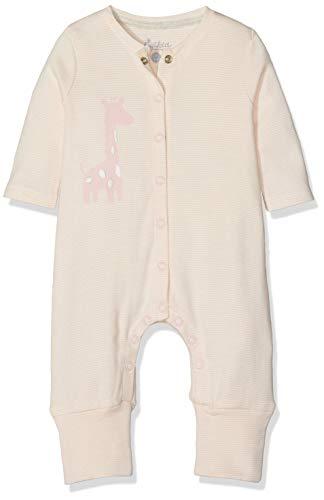 Sigikid Baby-Mädchen Overall, New Born Strampler, Rosa (Peach Skin 628), (Herstellergröße: 50)
