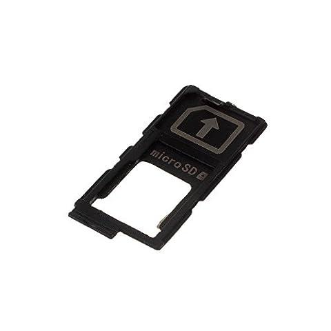 Support Carte Sim Sony - Support plateau porte carte sIM pour sony