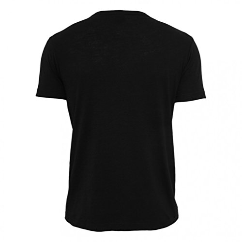 Slub Pocket Tee Black
